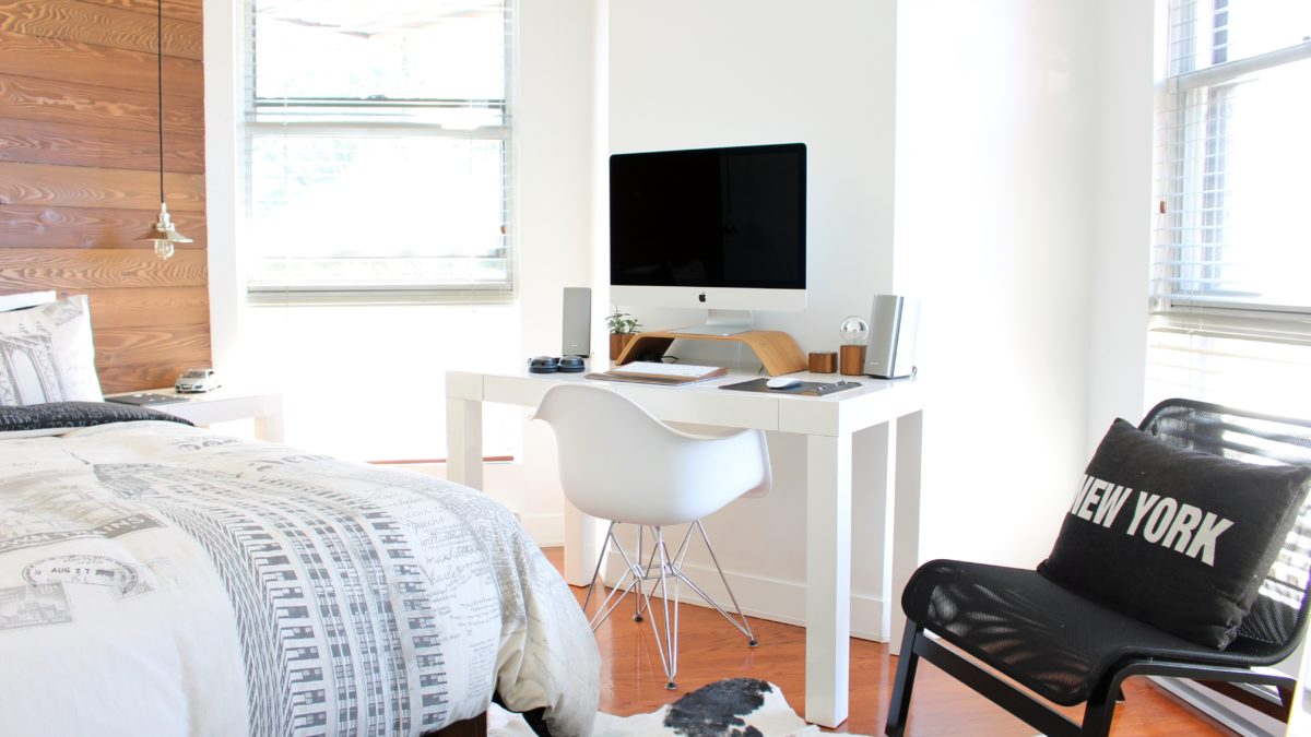 Make Space for Relaxation at Home