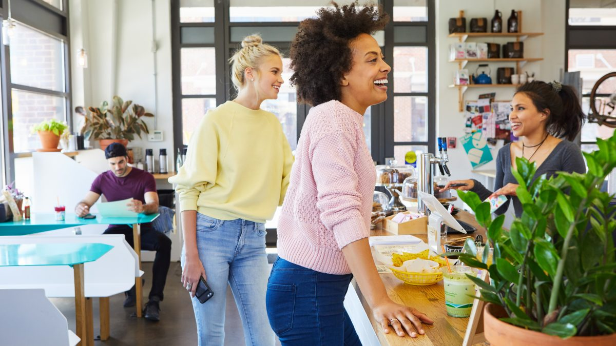 Kick off the Holiday Season by Shopping Small