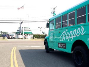 Hampton Hooper bus