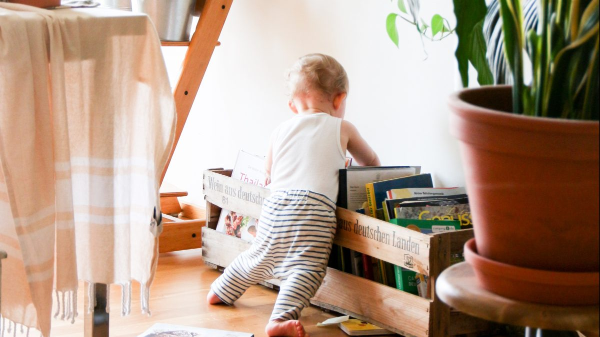 Preparing Your Apartment for Baby